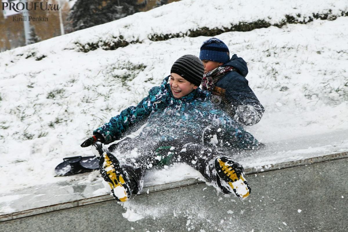 Синоптики обещают вКрасноярске потепление ксередине недели
