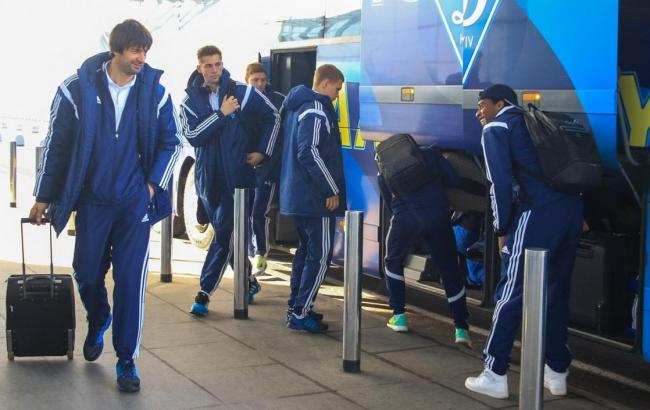 Ребров: «Динамо» выглядело очень достойно имогло отнять у«Бенфики» очки