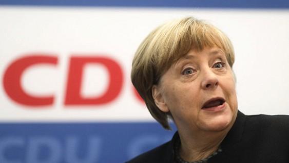 Германия должна пересмотреть отношения сНАТО иРоссией— Меркель