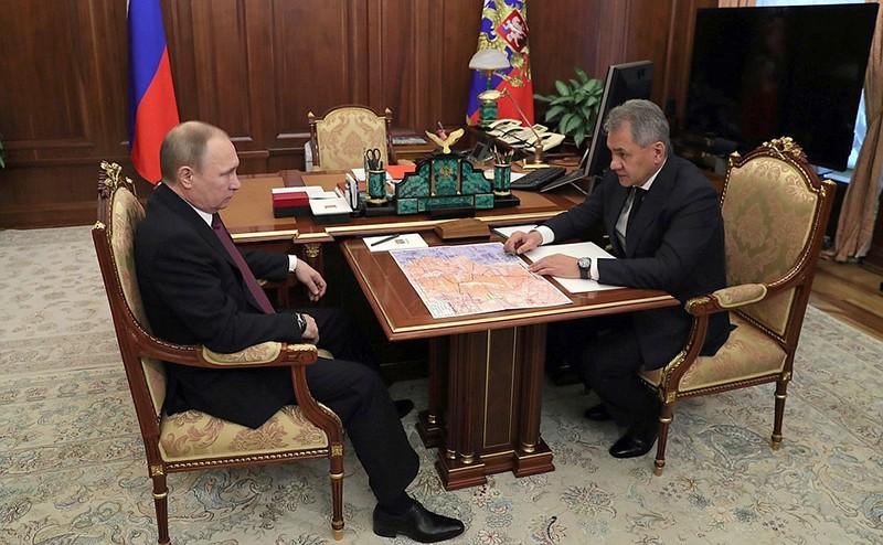 Путин позвонил Асаду иозвучил главную задачу после освобождения Алеппо