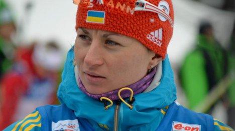 Валентина Семеренко: стартую вРупольдинге