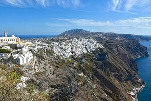 г.Фира, остров Санторини, Греция