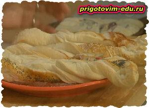 Спиральки из слоеного теста рецепты с фото