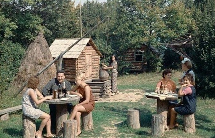Фото из СССР