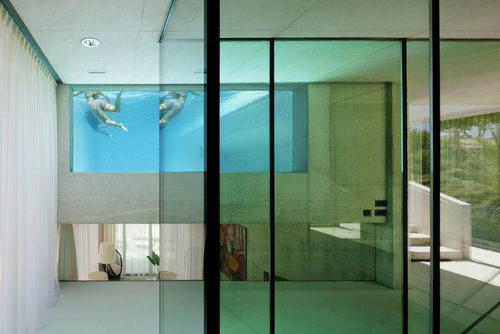 Tour The Jellyfish House by Wiel Arets Architects Studio