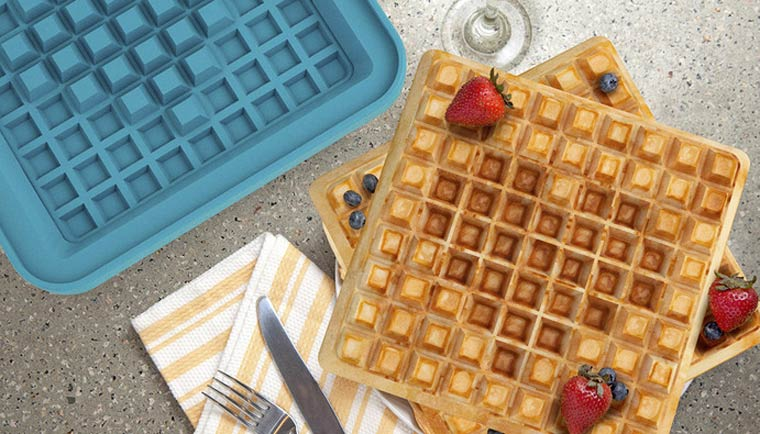 Waffle iron let you create waffles in Pixel Art