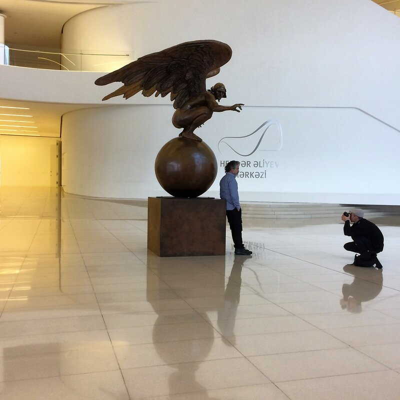Музейный Центр Гейдара Алиева