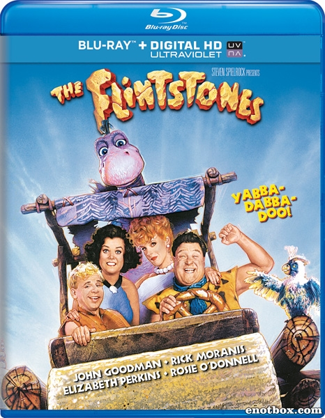 Флинтстоуны / The Flintstones (1994/BDRip/HDRip)