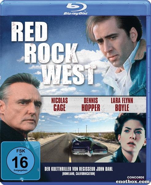Придорожное заведение / Red Rock West (1992/BDRip/HDRip)
