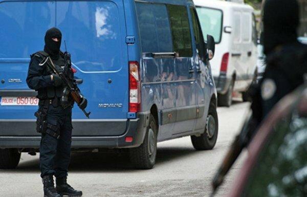 Косово, Сербия, полиция, терроризм
