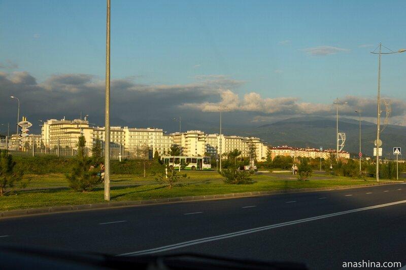 Отели Azimut, Олимпийский парк, Сочи
