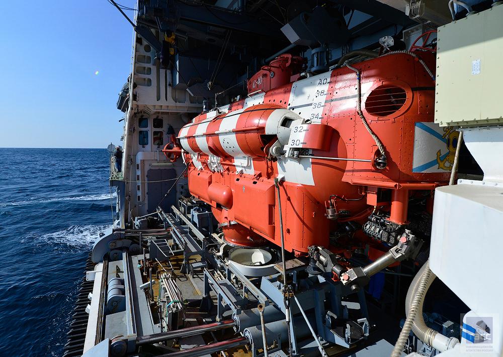 Спасательный глубоководный аппарат проекта 18271