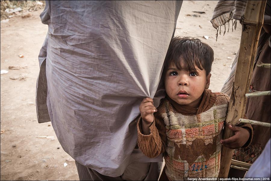 Дети трущоб