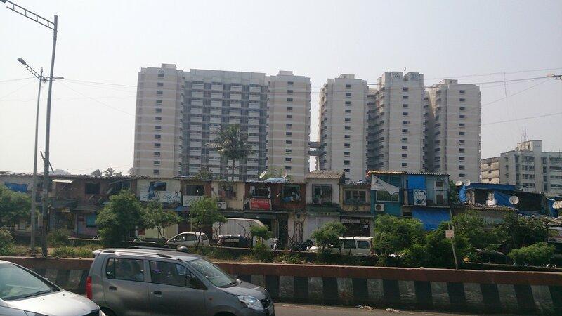 Мумбаи. Город контрастов