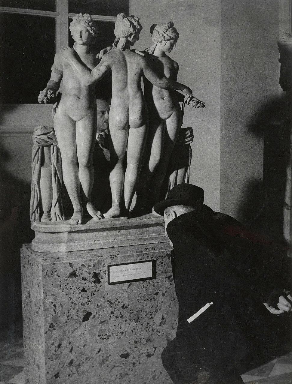 1936. Лувр. Три грации