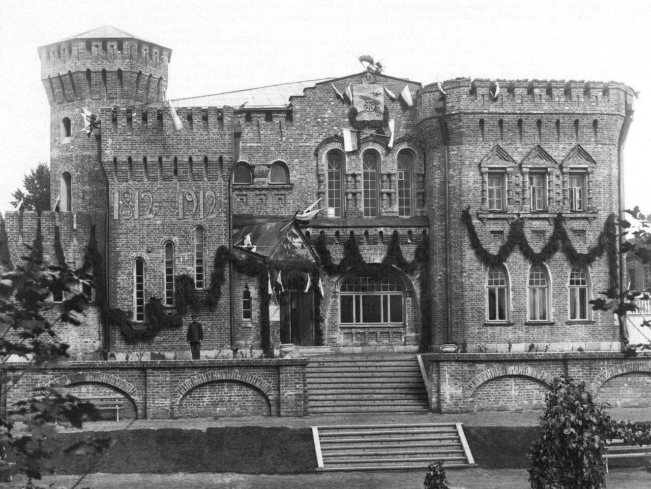 Городское начальное училище. 1912