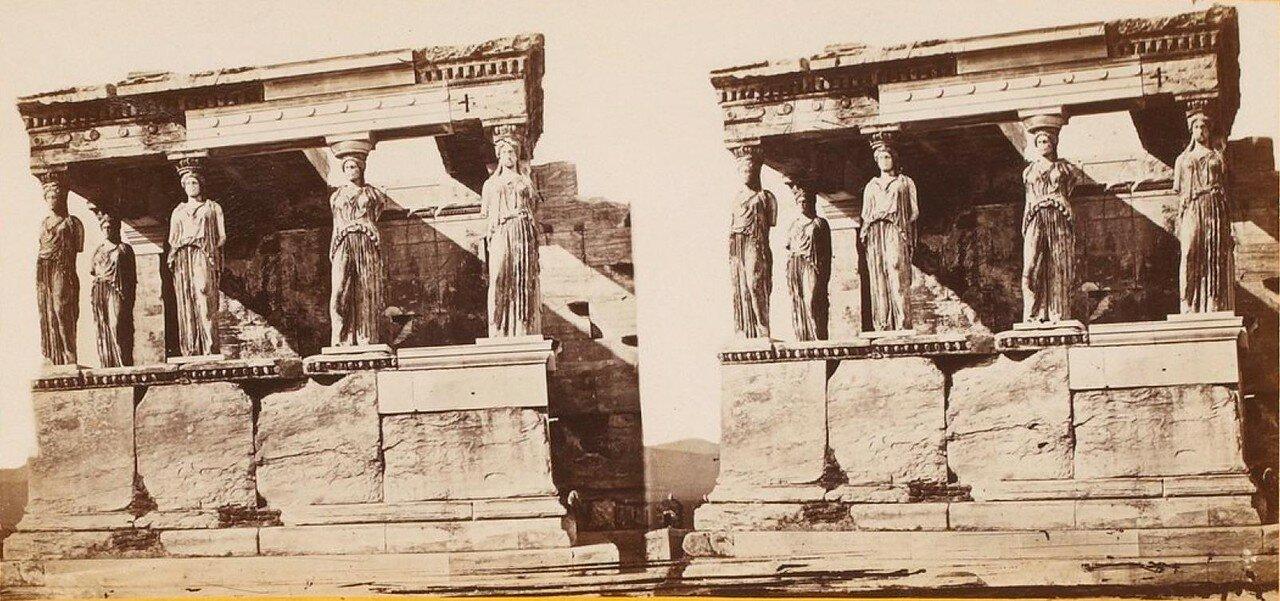 Акрополь. Кариатиды