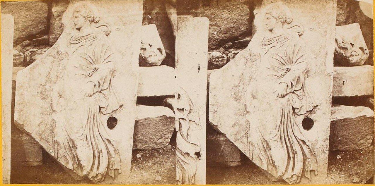 Барельеф с Акрополя
