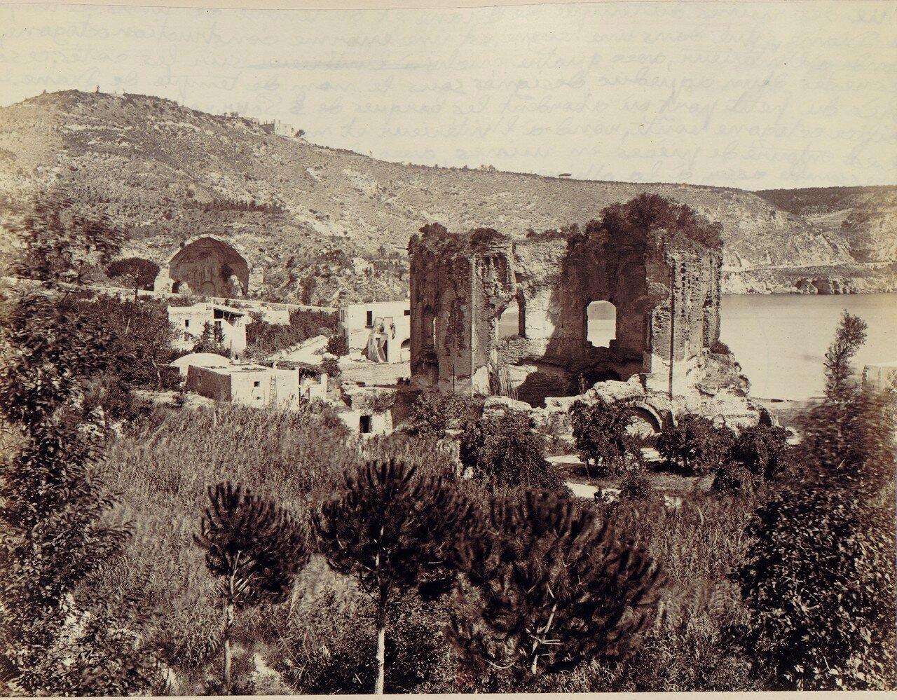 Руины храмов Дианы и Венеры
