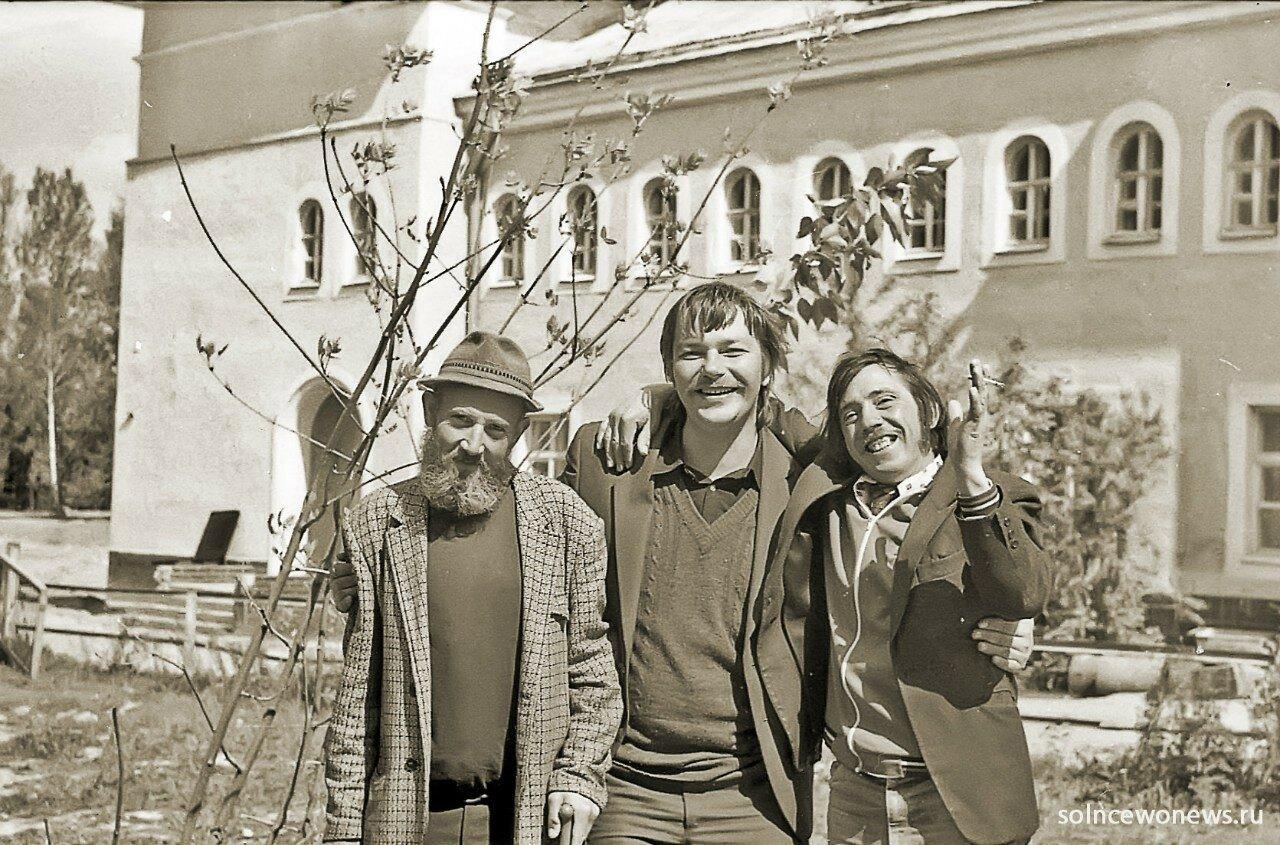 1975. Солнцевская баня
