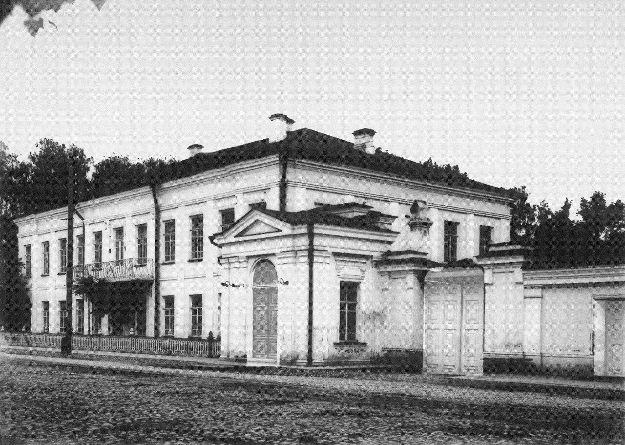 Дом губернатора. 1906