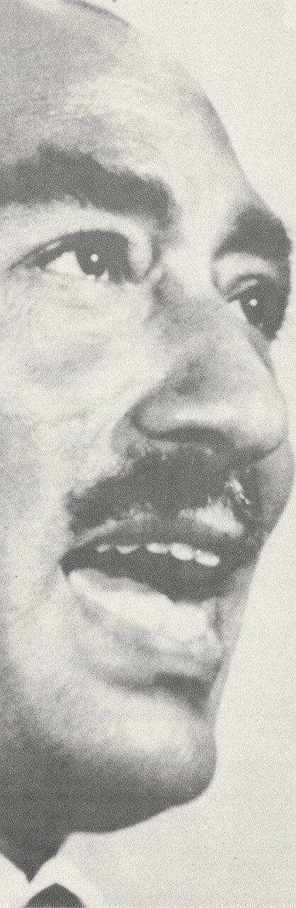 Президент Египта Анвар Садат