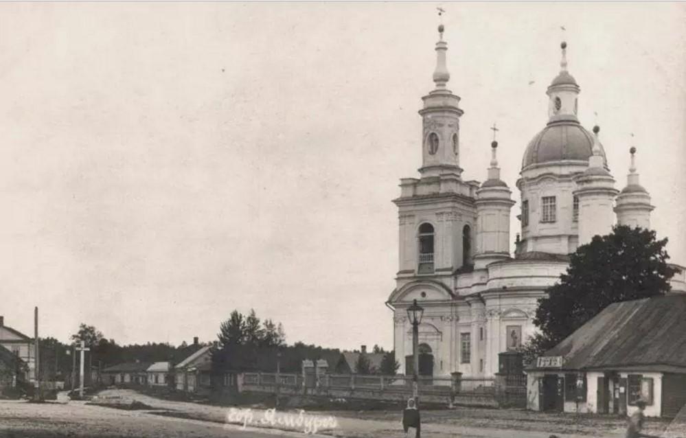 Собор Св. вмч.Екатерины