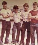 17884593_1982 год , г. Феодосия, Вячеслав Клоков , Александр Первий,Сергей Аракелов, Юрий Захаревич.jpg