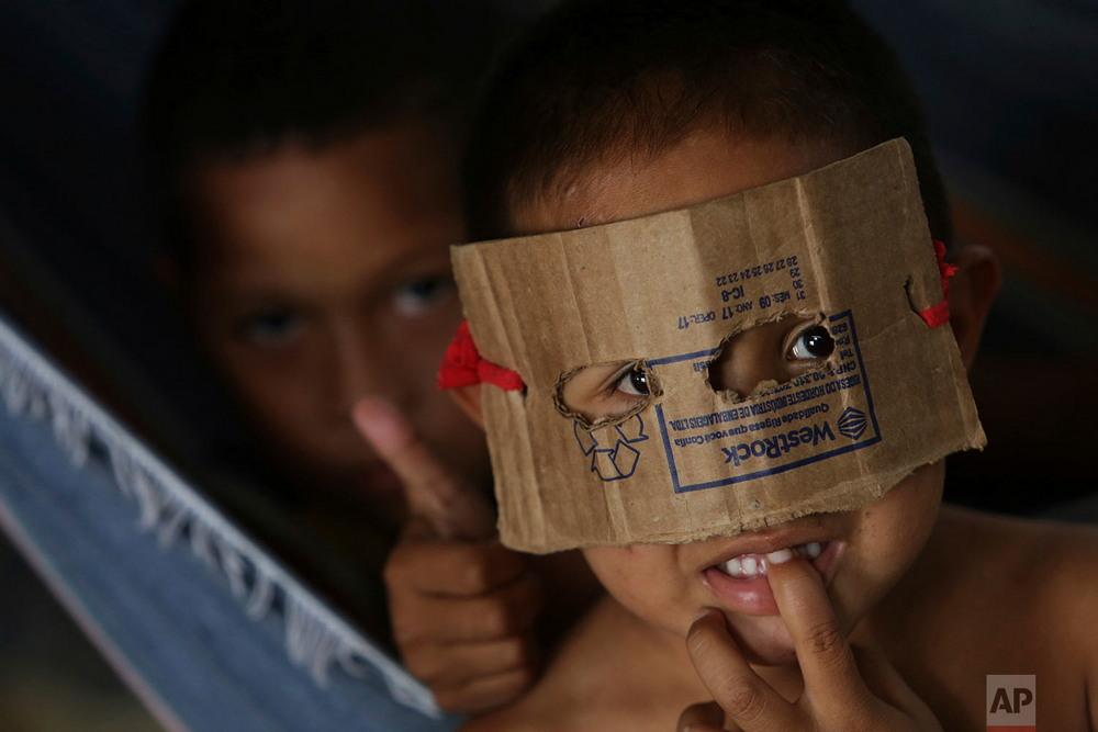 Интересные фото из Латинской Америки