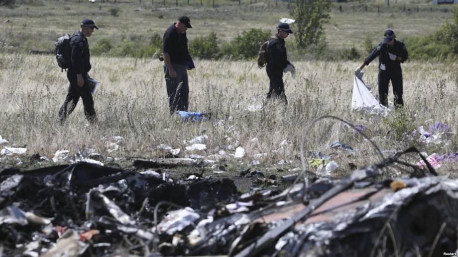 Следствие: российский радар не мог зафиксировать ракету из «Бука»