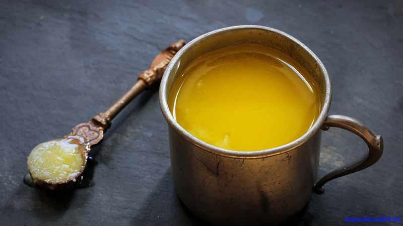 лучшее растительное масло. Топленое масло