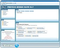 Proteus Professional 8.7 SP3 Build 25561