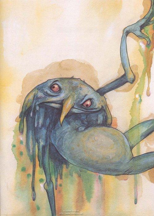 Рисунки Brian Froud