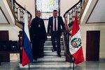 19 апреля начался архипастырский визит высокопреосвященнейшего Игнатия в республику Перу