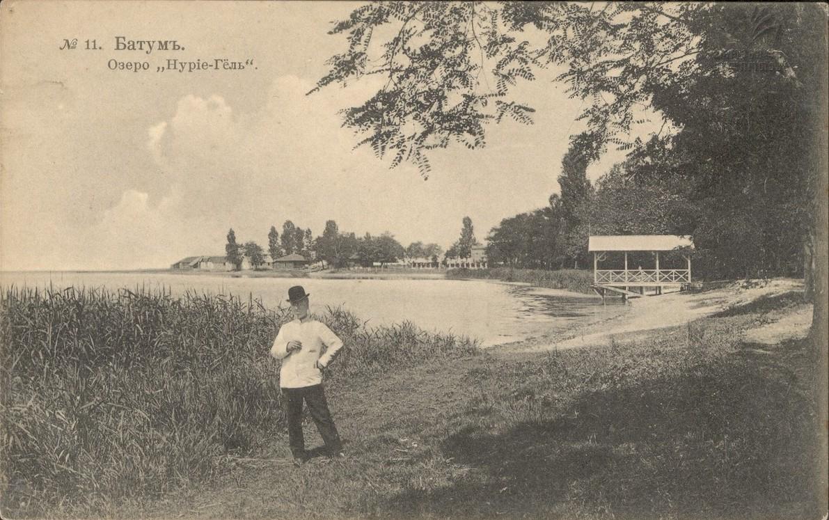Озеро Нурие-Гёль