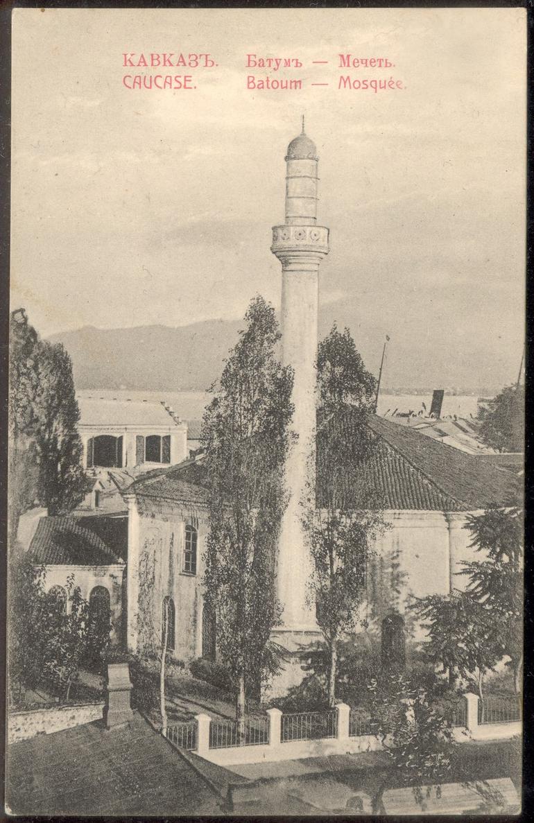 Мечеть Азизие