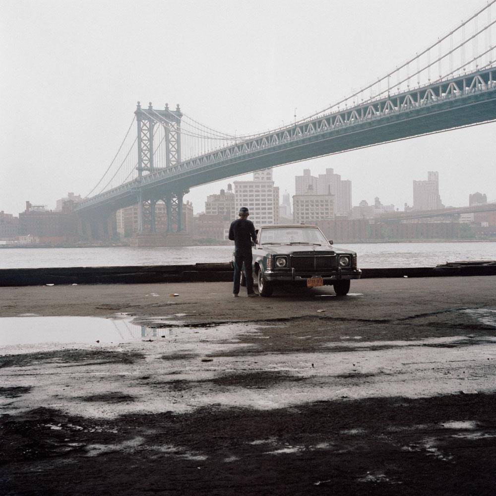 Нью-Йорк 80-х годов на снимках Джанет Делани