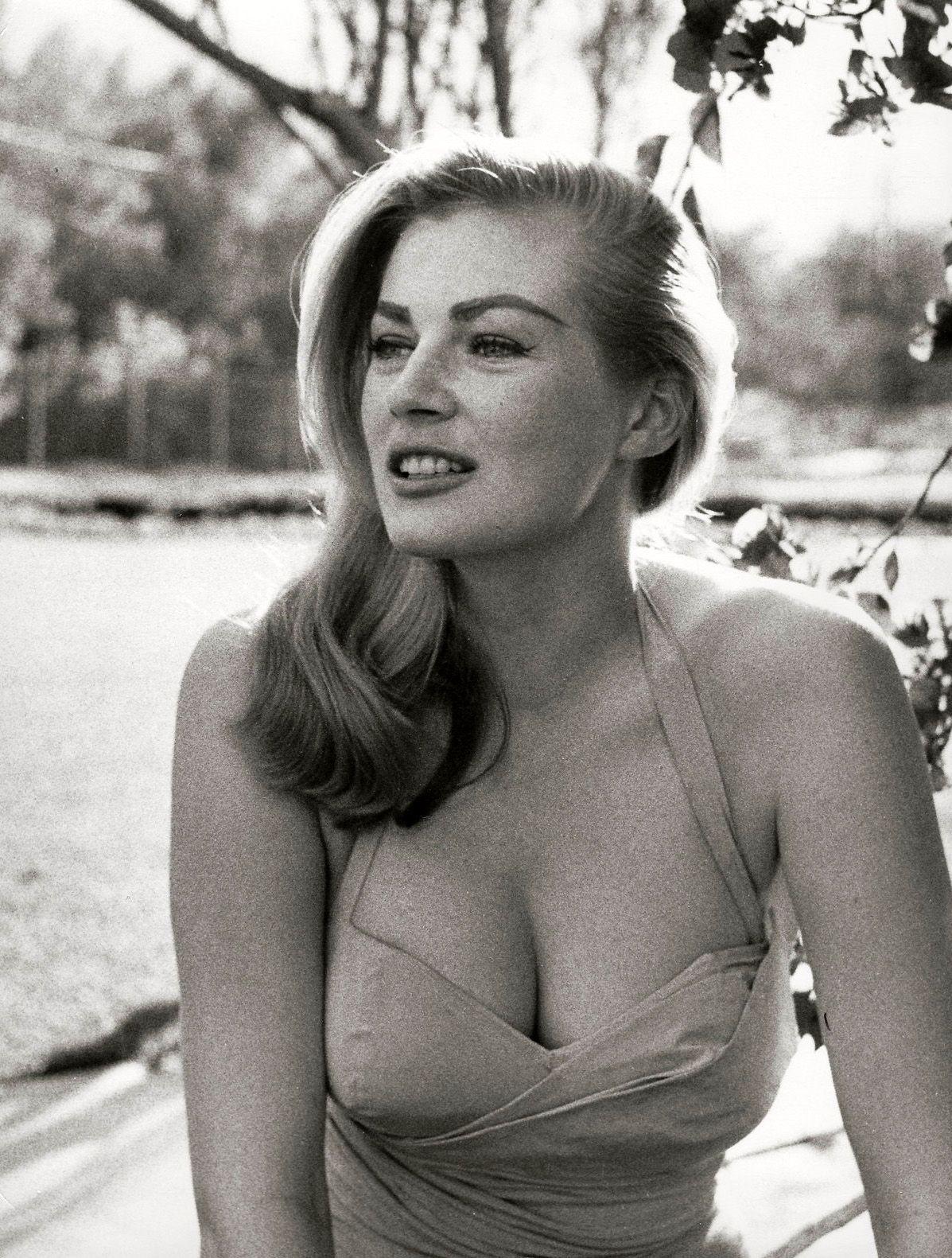 анита экберг секс-символ модельная карьера актрисы Leo Jonah модель начало