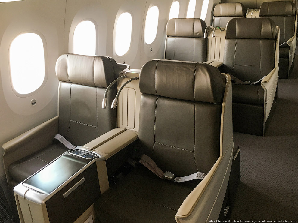 Как выглядит самолет за 70 тысяч долларов в час