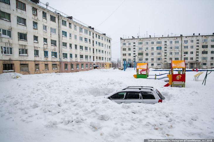Как сегодня живут люди на Колыме (34 фото)