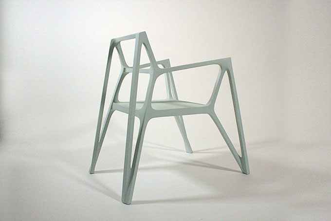 Ango Chair by Benjamin Migliore