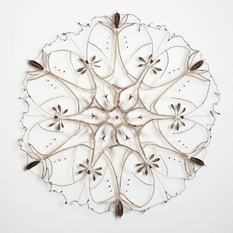 Beautiful Organic Mandalas