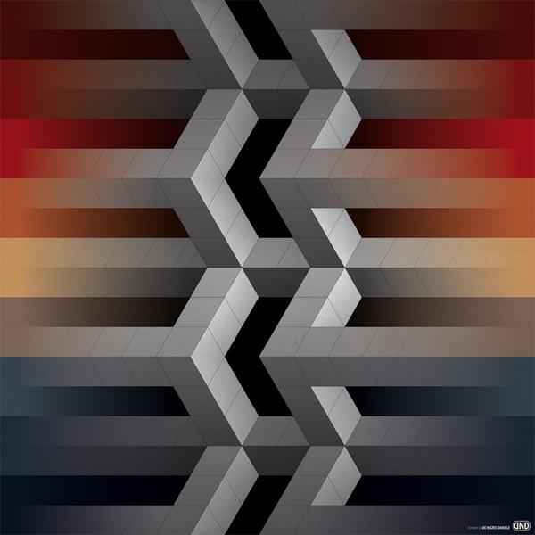 Geometric Artworks - Daniele De Nigris