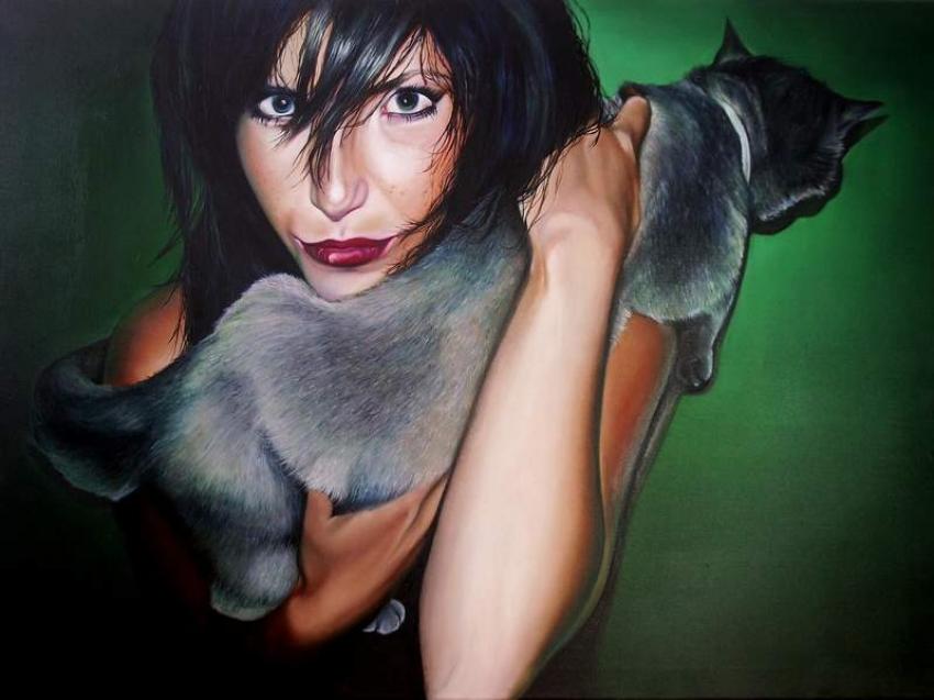 The Paintings of Marta Piorko