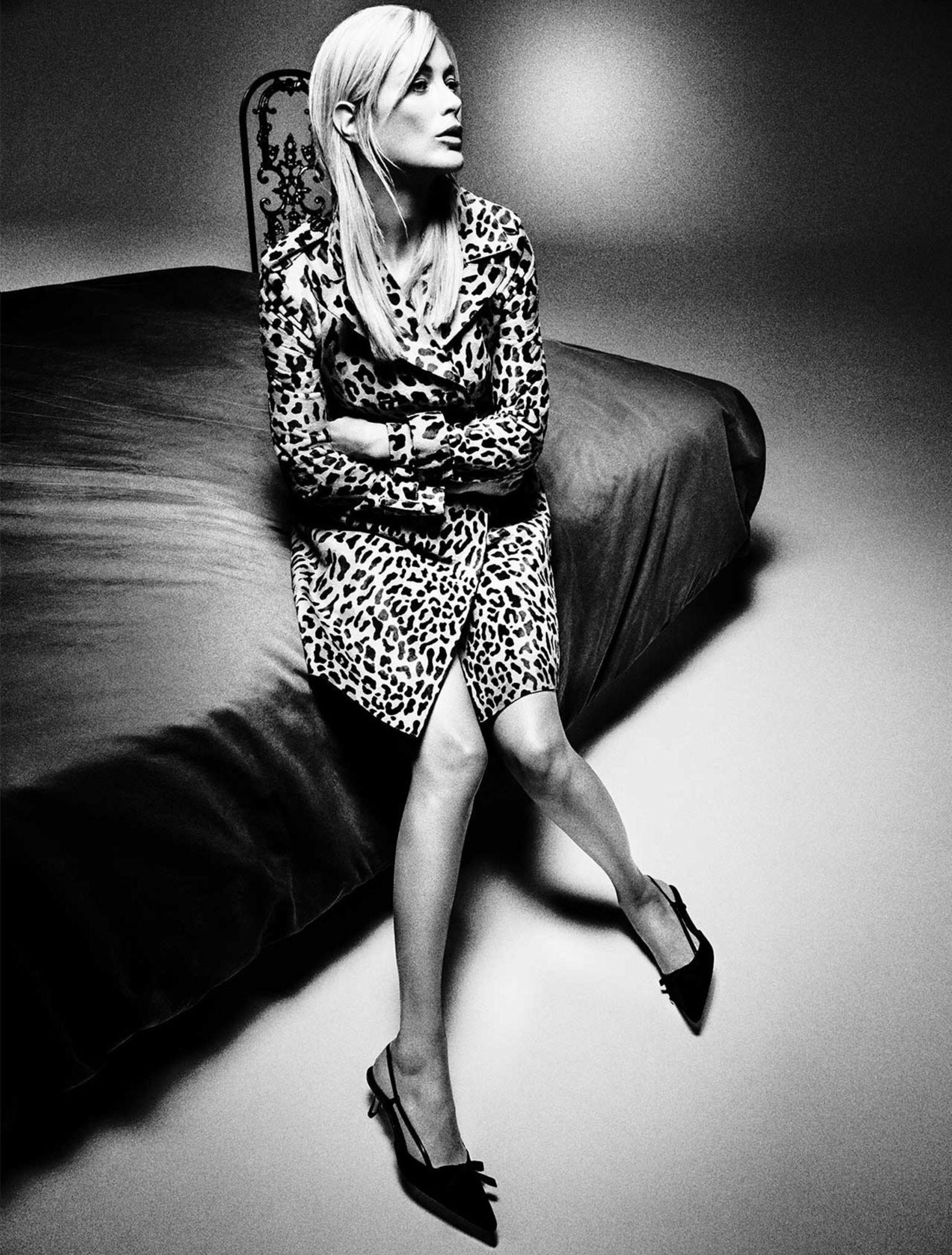 Кэролин Мерфи / Carolyn Murphy by Inez van Lamsweerde and Vinoodh Matadin - Vogue UK july 2017