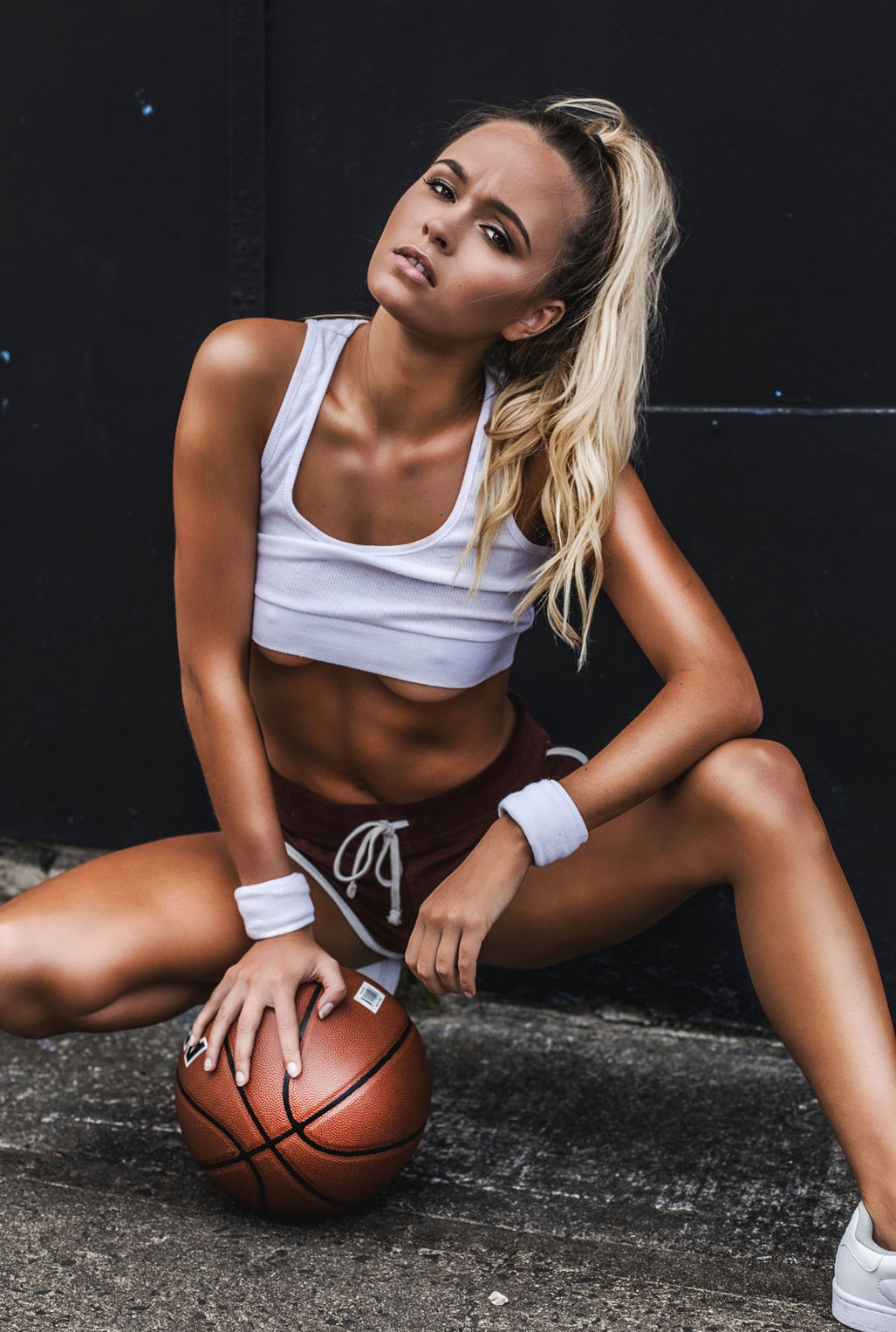 basketball with Natyse Chan by Jellan Merlant-Pilonchery