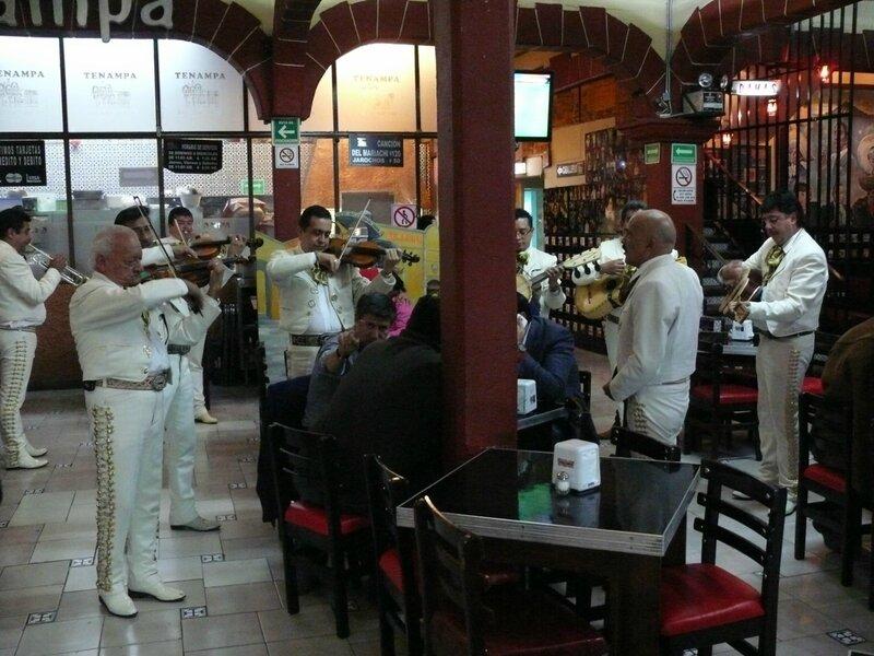 Мексика, мариачи