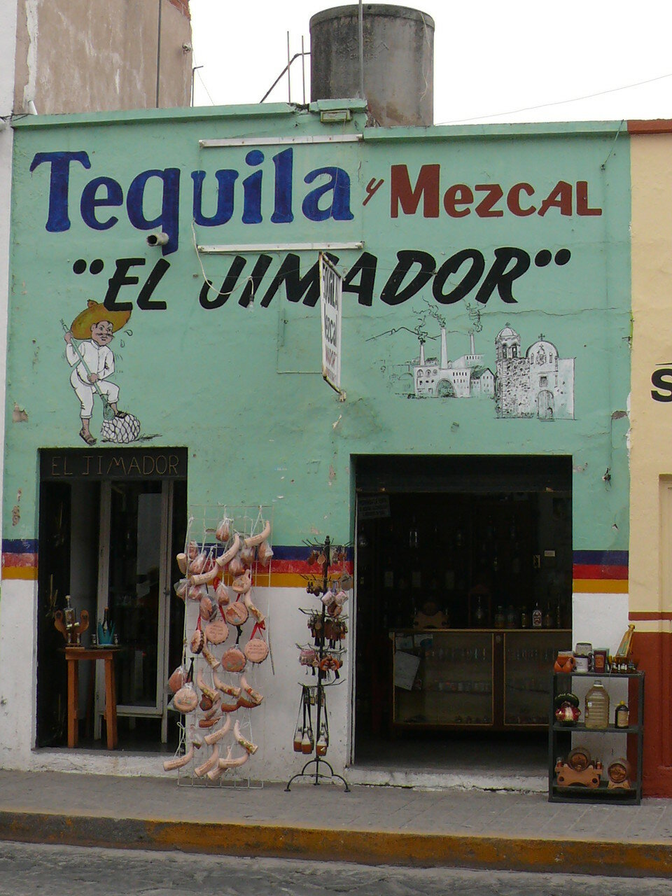 Мексика, Текила
