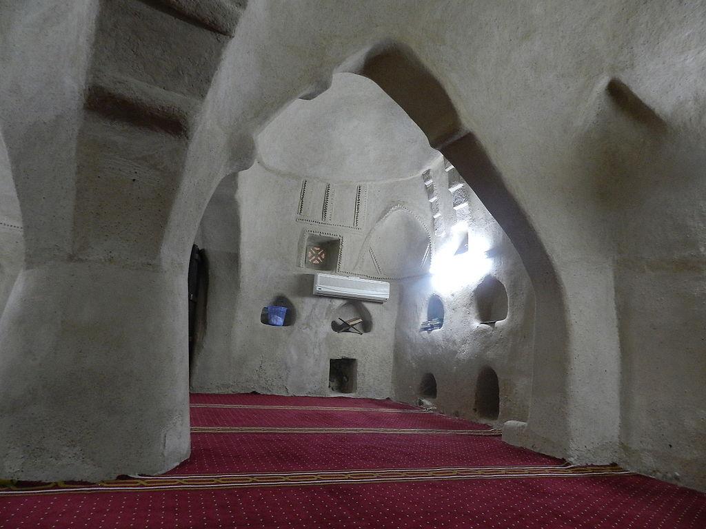 Мечеть Аль-Бадия в Фуджейре (ОАЭ)