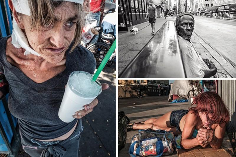 Темная сторона американской мечты: жизнь в трущобах Лос-Анджелеса